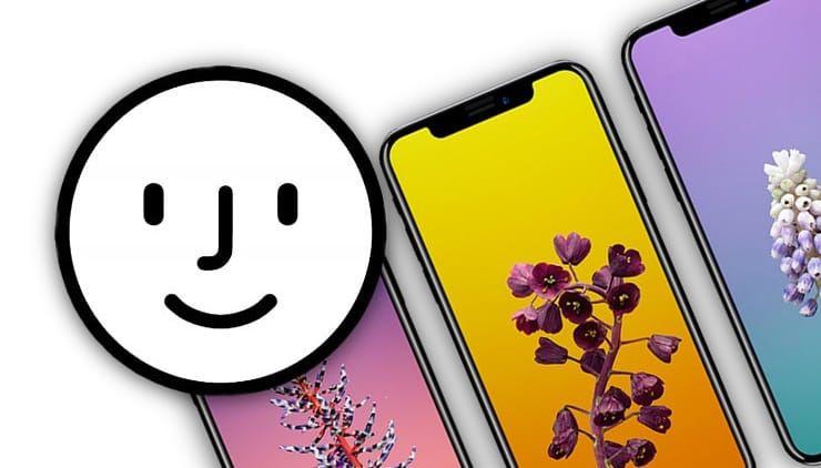Face ID в iPhone X