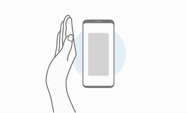 Как сделать скриншот на Samsung Galaxy Note 8