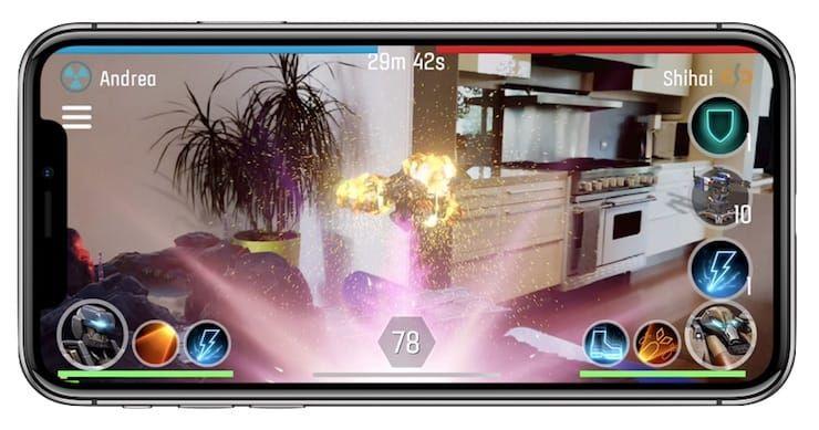 Производительность iPhone X в играх