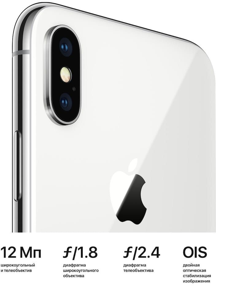 Сравнение iPhone 8 и iPhone X: чем отличаются флагманы 2017 года