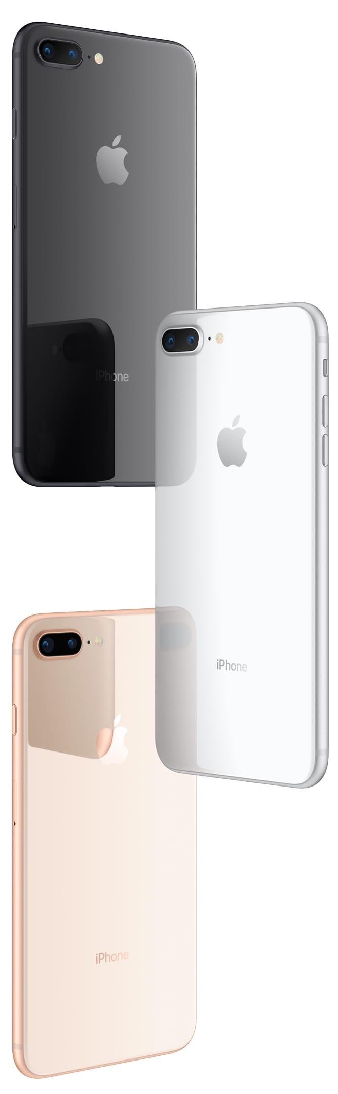 iPhone 8 и iPhone 8 Plus дизайн