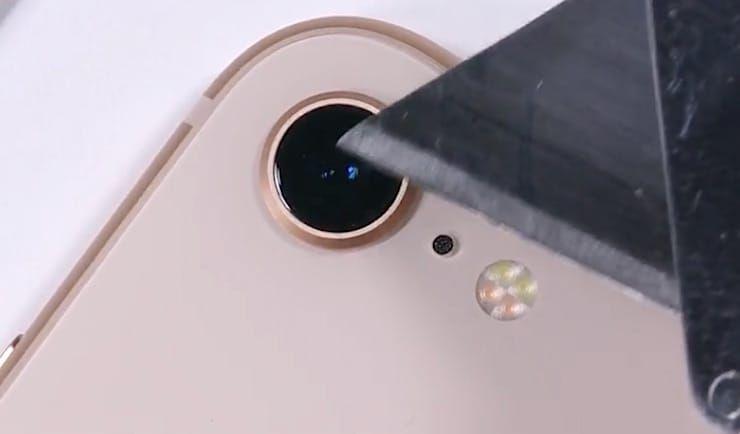 iPhone 8 в тестах