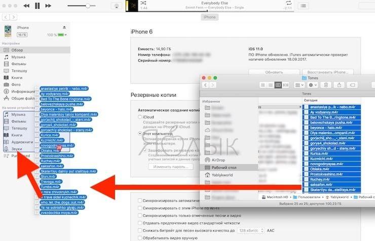 Apple удалила разделы App Store и Рингтоны из iTunes на Windows и Mac