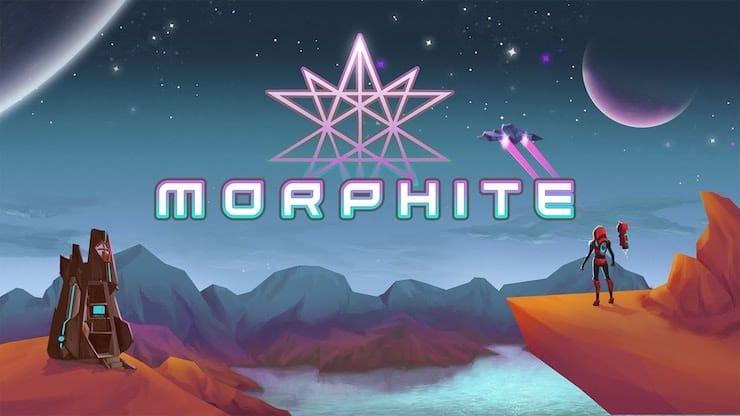Игра Morphite для iPhone, iPad и Apple TV