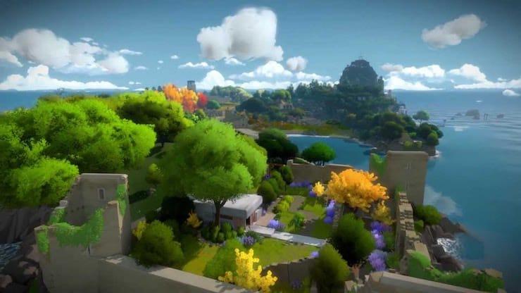 Игра The Witness для iPhone и iPad