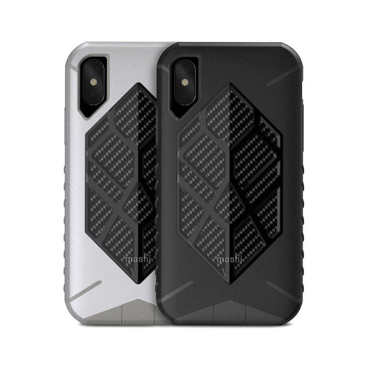 Защитные чехлы Moshi для Айфона X (10), Айфона 8 и 8 Плюс