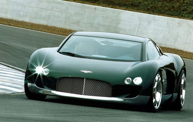 Bentley Hunaudières (1999)