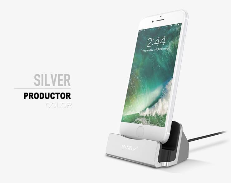 12 полезных и недорогих док-станций для iPhone, iPad и Apple Watch с AliExpress