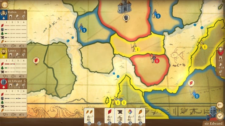 Игра Восьмиминутная Империя для iPhone и iPad