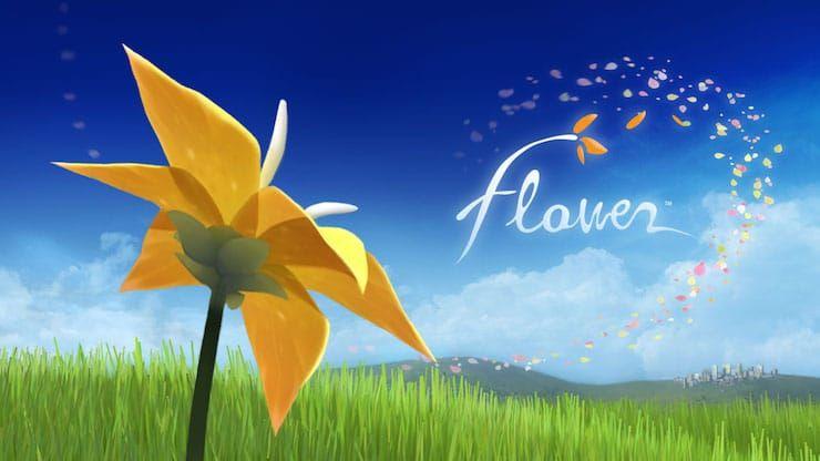 Игра Flower для iPhone и iPad – атмосферная экологическая притча