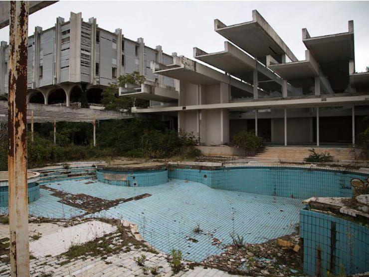 Гостиница Haludovo Palace Hotel (остров Крк, Хорватия)