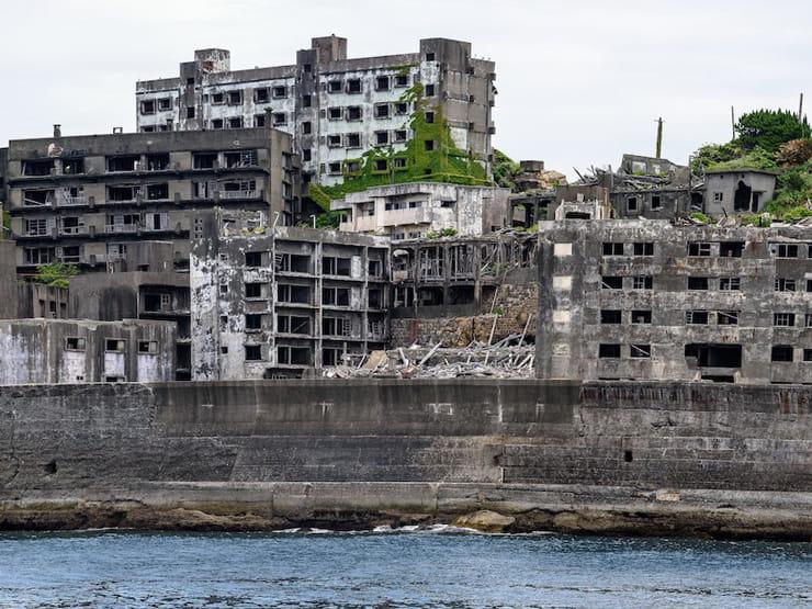 Остров Хасима (Япония)