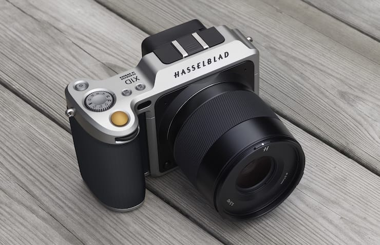 фотоаппарат Hasselblad X1D за $9 тыс.