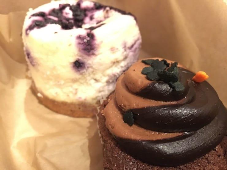 Фото пирожного на iPhone 6s