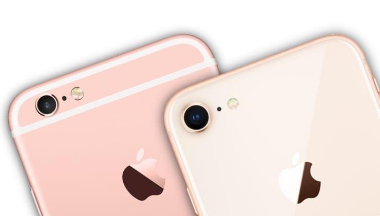 iPhone 8 против iPhone 6s: Чья камера лучше?