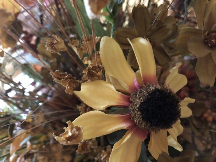 iPhone 8 цветок
