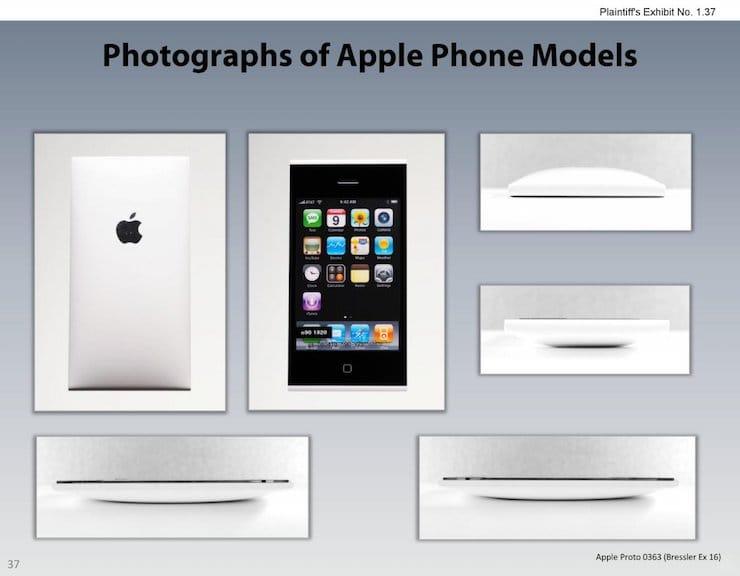 iPhone, которые не выпустила Apple: фото прототипов первых моделей iPhone