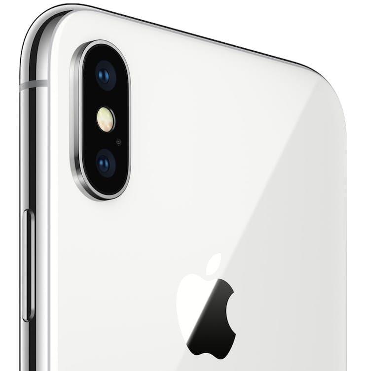 Основная камера iPhone X