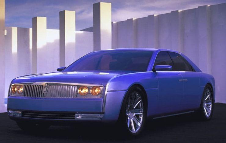 Lincoln Continental (2002)