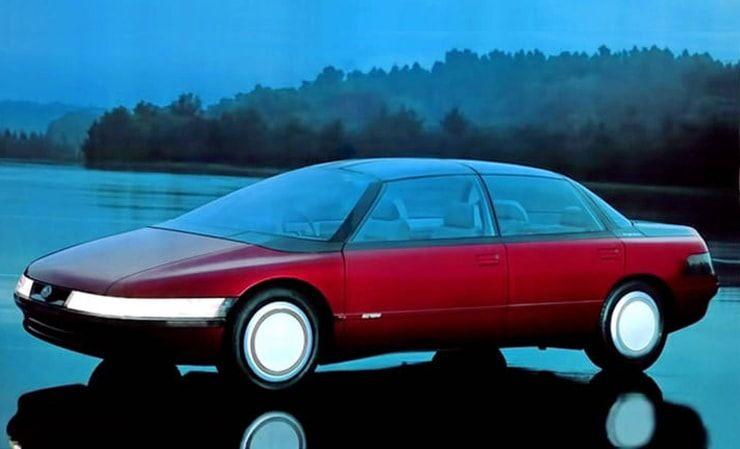 Subaru F-624 Estremo (1987)
