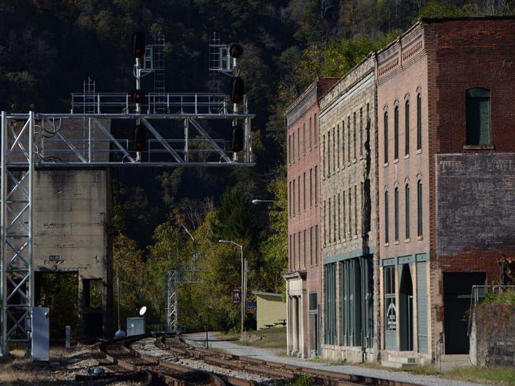 Город Турмонд (Западная Вирджиния, США)