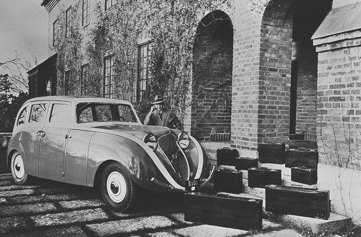 Volvo Venus Bilo (1933)