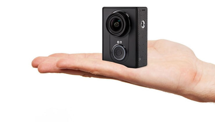Экшен-камера Xiaomi
