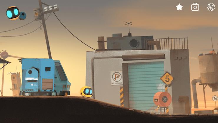 Игра Abi: A Robot's Tale