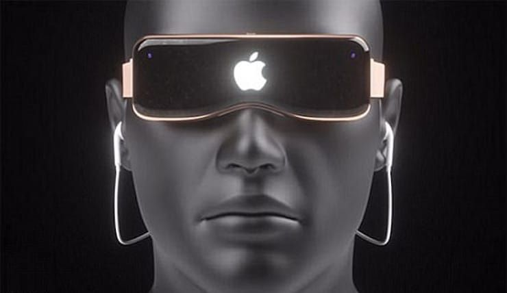 AR-очки Apple