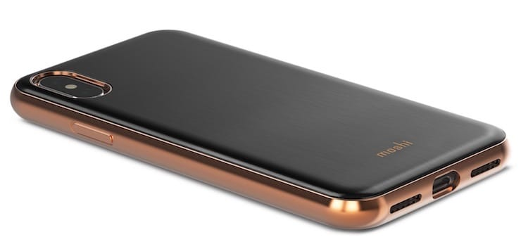 iglaze - Чехлы Moshi для iPhone X