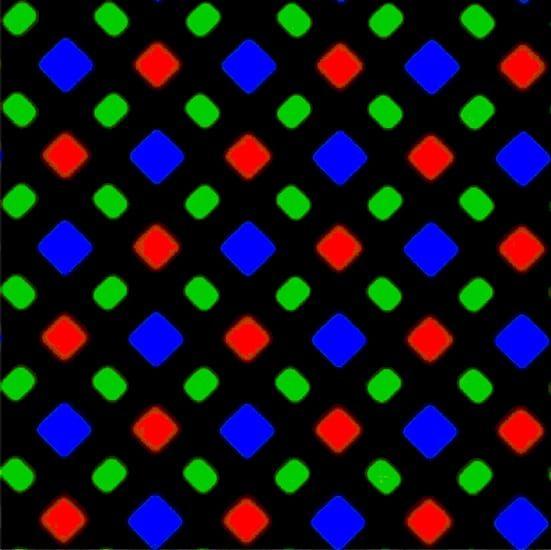 Зеленая полоса на экране iPhone 10 (X)