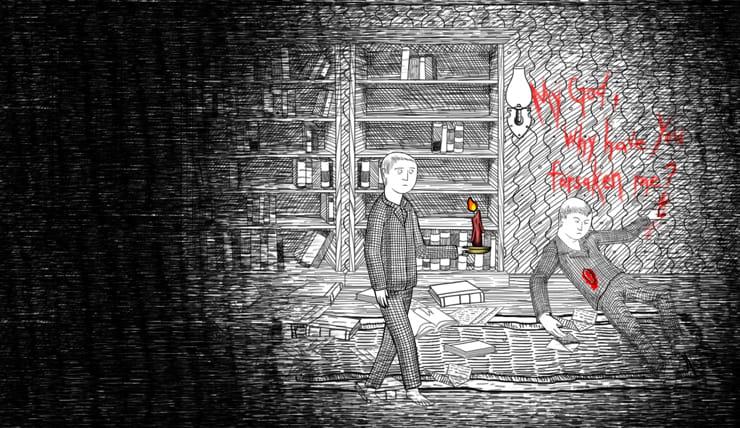Игра Neverending Nightmares для iPhone и iPad – оригинальный хоррор с интересным сюжетом