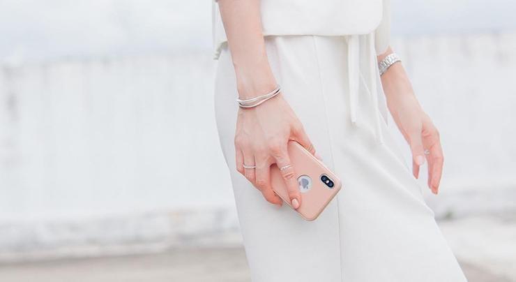 vesta - Чехлы Moshi для iPhone X