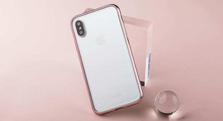 vitros - Чехлы Moshi для iPhone X