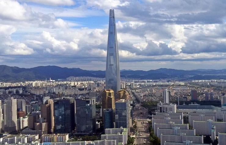 Lotte World Tower, Сеул