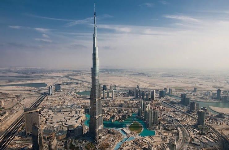 «Бурдж-Халифа», Дубай
