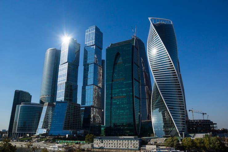 «Башня Федерация», Москва