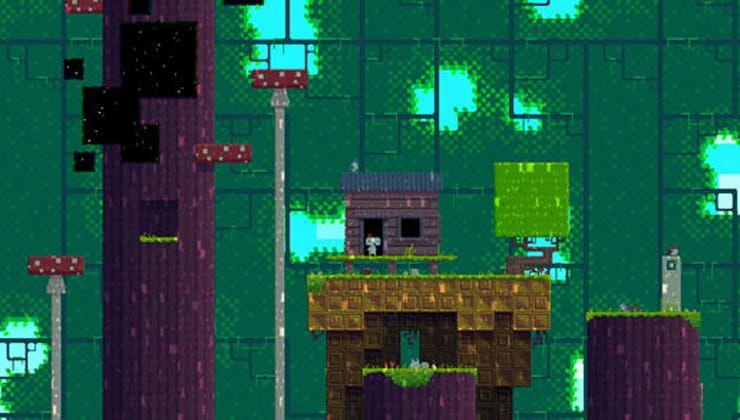 Игра Fez - Pocket Edition для iPhone и iPad — популярный платформер теперь и на мобильных гаджетах