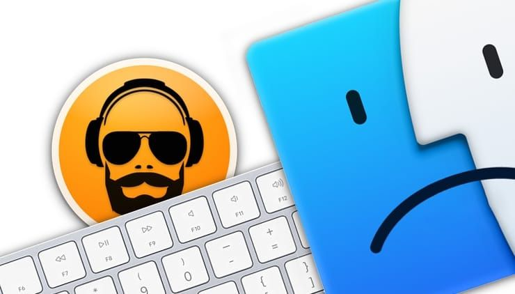Не работают кнопки Play и Pause на клавиатуре Mac в iTunes