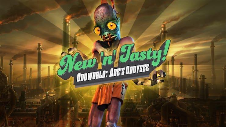 Обзор Oddworld New'n'Tasty для iPhone и iPad