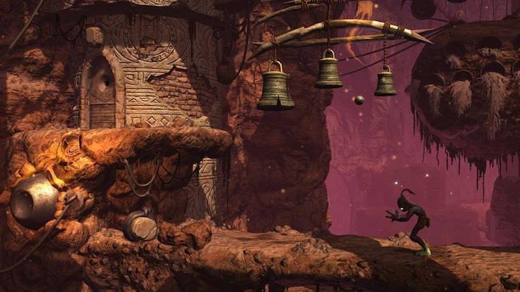 Обзор игры Oddworld New'n'Tasty для iPhone и iPad