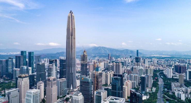 Международный финансовый центр Пинань,Шэньчжэнь