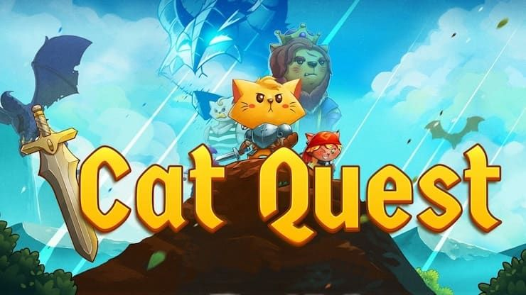 Игра Cat Quest для iPhone и iPad