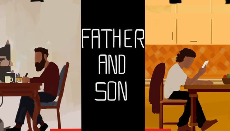 Игра Father and Son