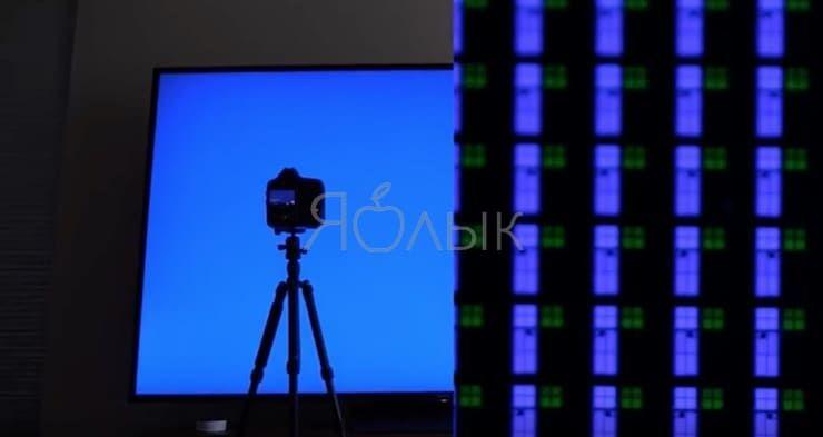 Как работает дисплей телевизора, iPhone (IPS, OLED, LED и т.д.)