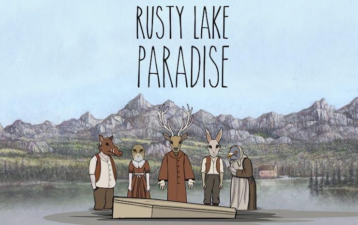 Rusty Lake Paradise игра для iPhone и iPad