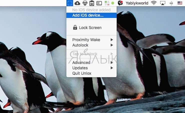 Как разблокировать (заблокировать) Mac с iPhone, iPad и Apple Watch