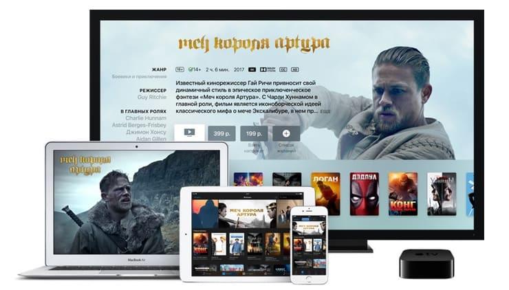 ТОП-50 лучших фильмов для iPhone, iPad, Mac и Apple TV