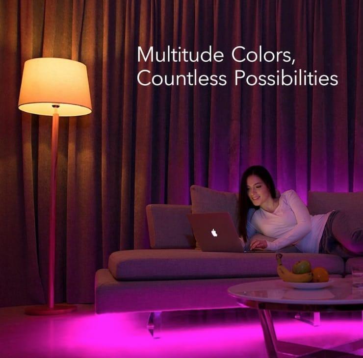 Полезная умная лампочка Xiaomi