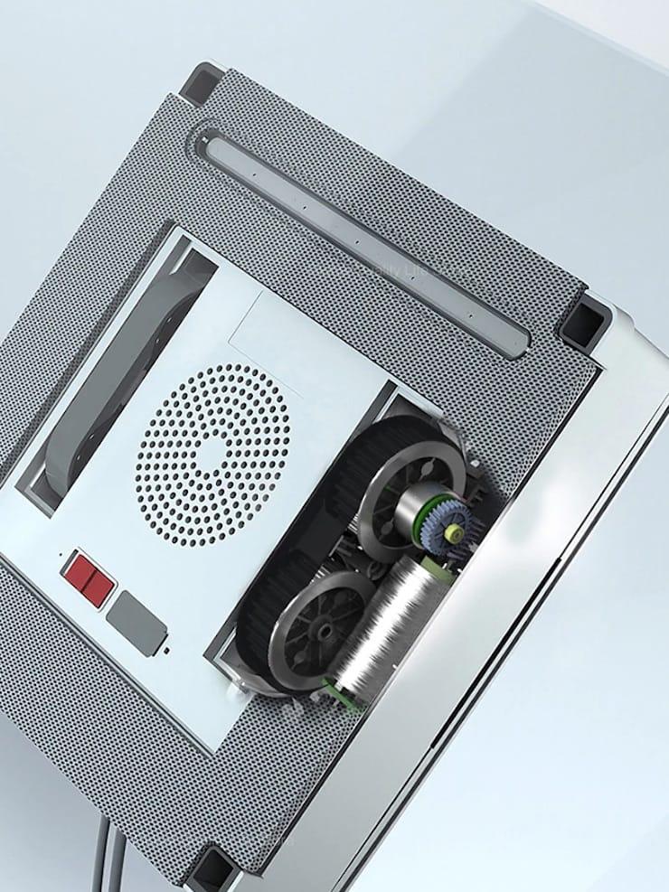 Робот для мытья окон от Xiaomi